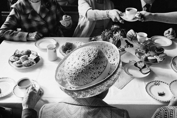 Tea Party by Martin Parr